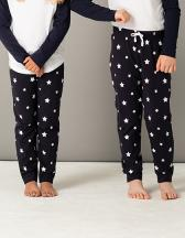 Kids Cuffed Lounge Pants